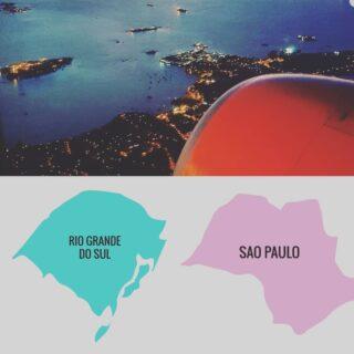 Equipe Prime partindo da sede no RJ para implantações de serviço simultâneas em São Paulo e no Rio Grande do Sul. A Prime está com seus clientes onde eles estiverem.
